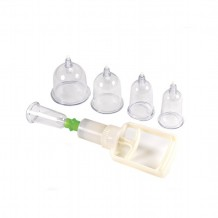 Cupping Vacuum Cup Set