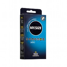 My.size 64 Condoms 10 Pcs