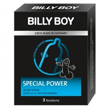 Billy Boy Special Power Condooms - 3 Stuks