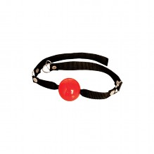 FF Beginner's Ball Gag Red