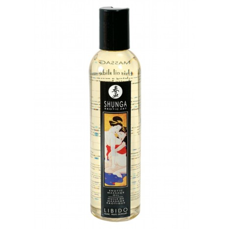 Shunga Massage Oil Libido 250 Ml.