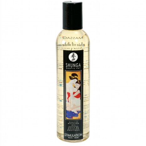 Shunga Massage Oil Stimulation 250